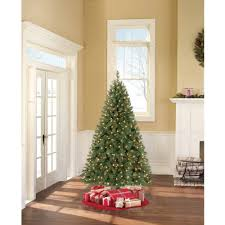 christmas tree with lights sale artificial christmas tree pre lit 6 5 windham pine clear lights