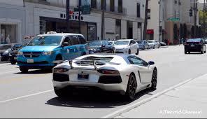 lamborghini aventador beverly beverly car spotting dmc lamborghini aventador gallardo