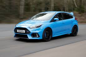 fastest ford ford focus rs review 2017 autocar