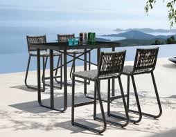Tall Patio Tables Furniture Awesome Bar Height Patio Furniture Cool High Table