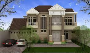 desain rumah ala eropa rumah minimalis ala eropa bergaya mewah dan megah
