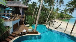 hotel piscine dans la chambre koh samui 5 hôtels de rêve avec piscine privée awesome