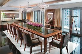Esszimmer M Chen Speisekarte Mandarin Oriental Hong Kong Designreisen