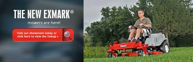 the mower shop provides premium outdoor power equipment and