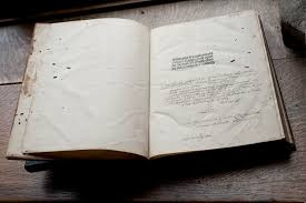 tudor writing paper the book that helped henry viii annul his marriage museum crush a photo of the frontispiece of an old book
