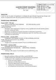 Qa Automation Engineer Resume Mechanical Engineering Job Description Construction Worker Resume