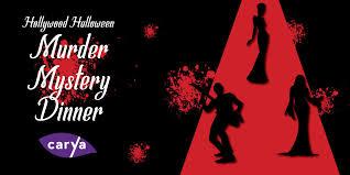 hollywood halloween murder mystery dinner the still calgary