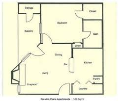 520 Sq Ft Preston Place Apartments Bossier City La Apartment Finder