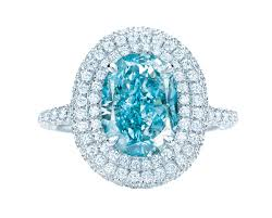 tiffany blue rings images Tiffany blue diamond engagement ring jpg