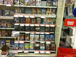 target lots of 3 99 movies a few clearance steals