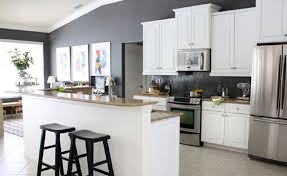best colors to paint kitchen walls with white cabinets 10 best kitchen paint colors