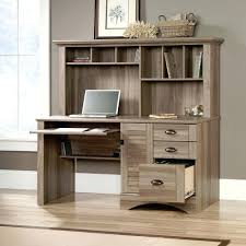 Oak Corner Computer Desk With Hutch by Desk 149 Computer Desk With Shelves And Drawers Tms Furniture
