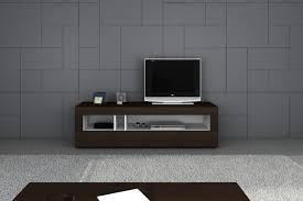 bedroom wall tv stand cabinet with recessed lighting idea for
