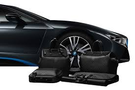 bmw i8 luggage for a few thousand dollars you can this louis vuitton bmw i8