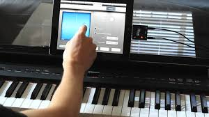 music studio and irig midi youtube