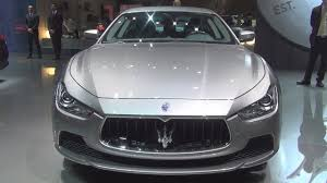 maserati ghibli interior maserati ghibli sq4 2017 exterior and interior in 3d youtube