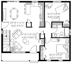 two bedroom home plans modest image of fabulous floor modern two bedroom house plans design