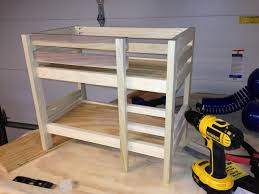 Doll Bunk Bed Plans White American Doll Bunk Bed Diy Projects