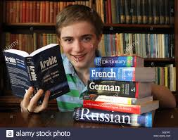 child in french most multi lingual child in the uk stock photo royalty free image