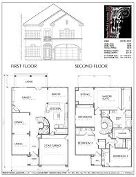 baby nursery small two story house plans two floor plans bedroom