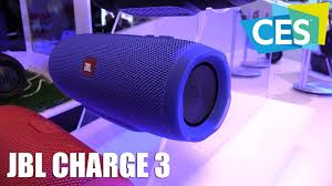 jbl charge black friday jbl charge 3 bluetooth speaker presentation ces 2016 allround