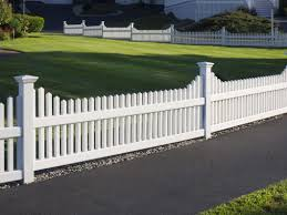 picket fences fencing joe u0027s yard service lawn and landscaping