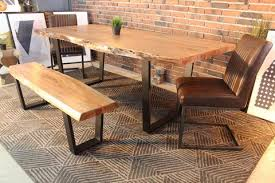 Dining Tables Canada Solid Wood Tables For Montreal Toronto Canada Wazo