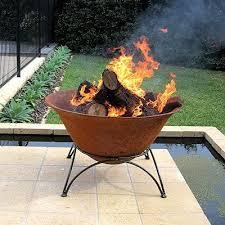 Pleasant Hearth Fire Pit - stylish design deep fire pit ravishing amazoncom pleasant hearth
