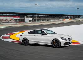 lexus rc f vs mercedes c63 the mercedes amg c63 s coupe is a machine for the street and a
