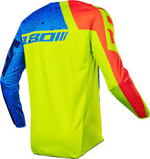 fox motocross shirts fox bicycle suspension service fox youth 180 nirv mx shirt kids