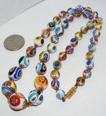 bead necklace ebay images 110 best vintage necklaces images vintage necklaces jpg