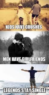 Single Meme - legends stay single terriblefacebookmemes