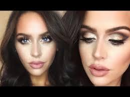 birthday glam full face makeup tutorial