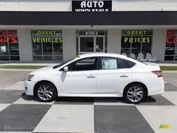 2014 aspen white nissan sentra sr 104979498 gtcarlot com car