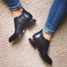 shop for gabi booties leather ankle boots alexander wang and