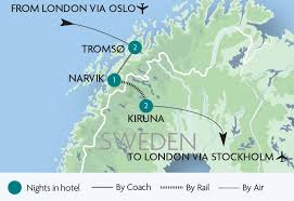 northern lights location map huskies and the northern lights tour rail discoveries