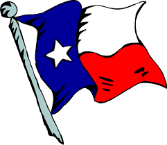 State Flag Of Texas Free Texas Clip Art Pictures Clipartix