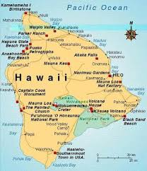 map of hawaii big island hawaii maps islands