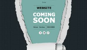 coming soon 1 pager wix template wix landing pages template