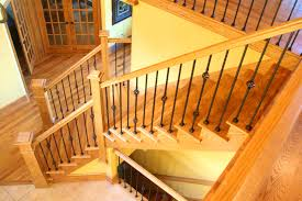 furniture glamorous wood staircase stair design ideas spiral