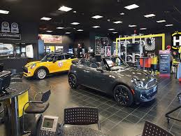 2017 used mini cooper clubman courtesy vehicle at mini of tempe