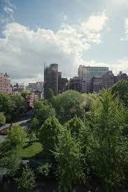 access to gramercy park via gramercy park hotel