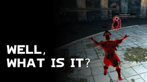 souls 2 pvp well what is it