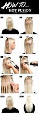 Hair Extensions Glue Gun by Best 25 Fusion Hair Extensions Ideas On Pinterest Extensions
