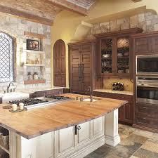 comptoir cuisine bois cuisines comptoir bois cuisine ilot 60 idées pour un comptoir