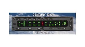 century flight systems receives stc for c4000 autopilot in cessna 182