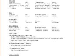 Dancer Resume Format 100 Sample Dance Resume Creative Writing In English Samples
