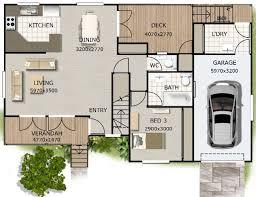 split level house designs and floor plans split level duplex floor plans home design