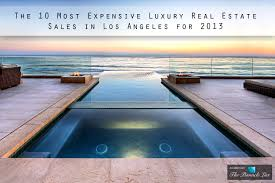 Interior Design Sales Jobs by The 10 Most Expensive Luxury Real Estate Sales In Los Angeles For