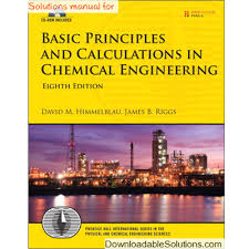 Coulson And Richardson Volume 6 Solution Manual Pdf Solution Manual For Basic Principles And Calculations In Chemical